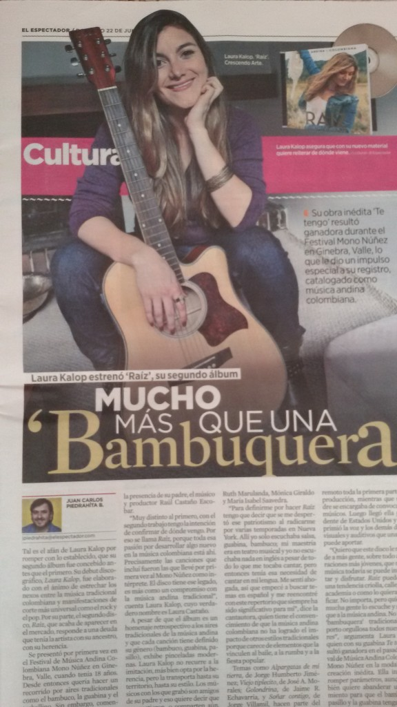El Espectador Jun-2014